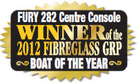 winner 2011 boat 		 		 		of the year